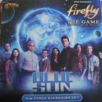 """Firefly: The Game"" Blue Sun Expansion"