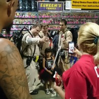 Funny Books and Serious People: My First Time at a Comic Con