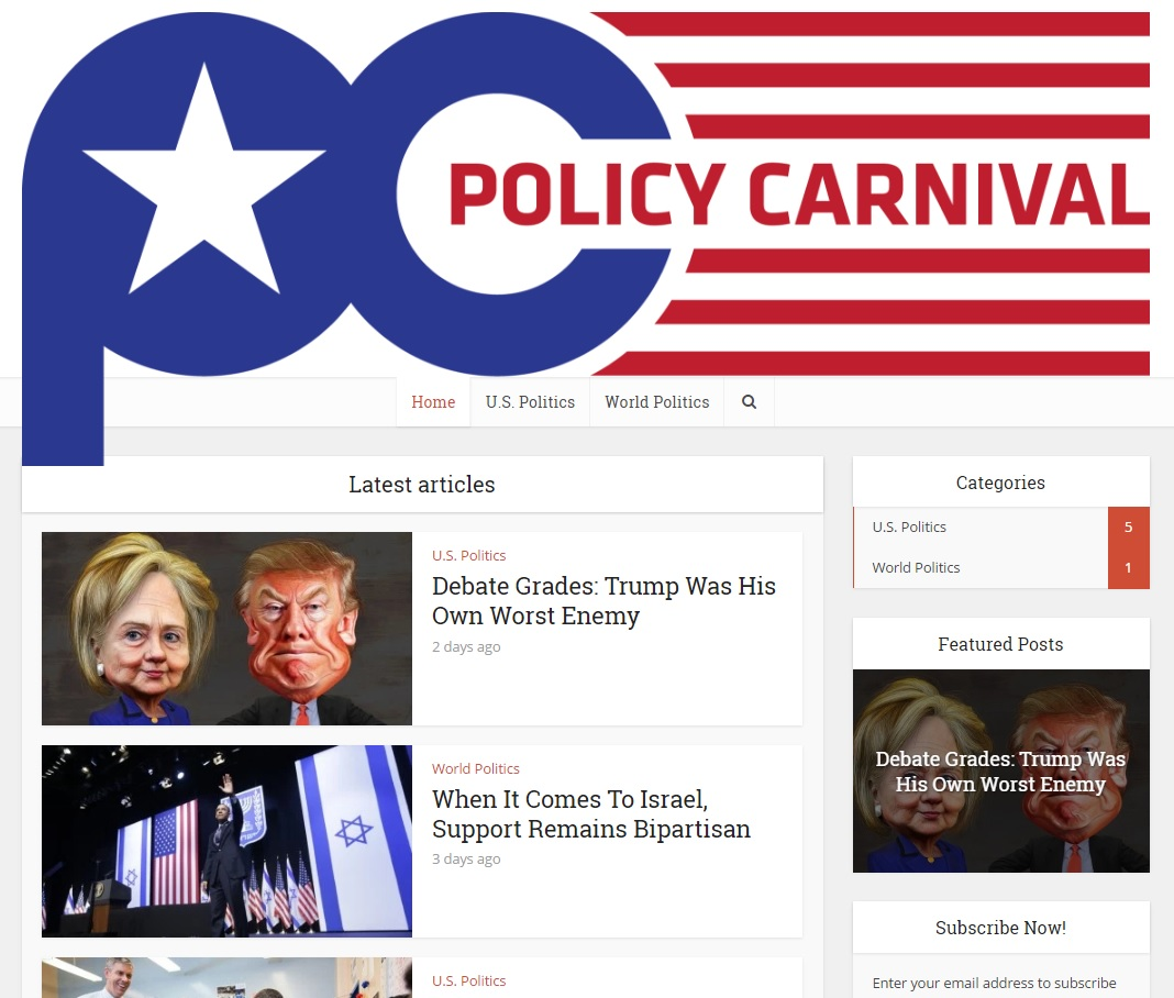 New Website Targeting Middle-of-the-Road Political Viewpoints for Millennials