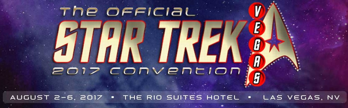 The Official Star Trek Convention is Taking Place Next Week in Vegas
