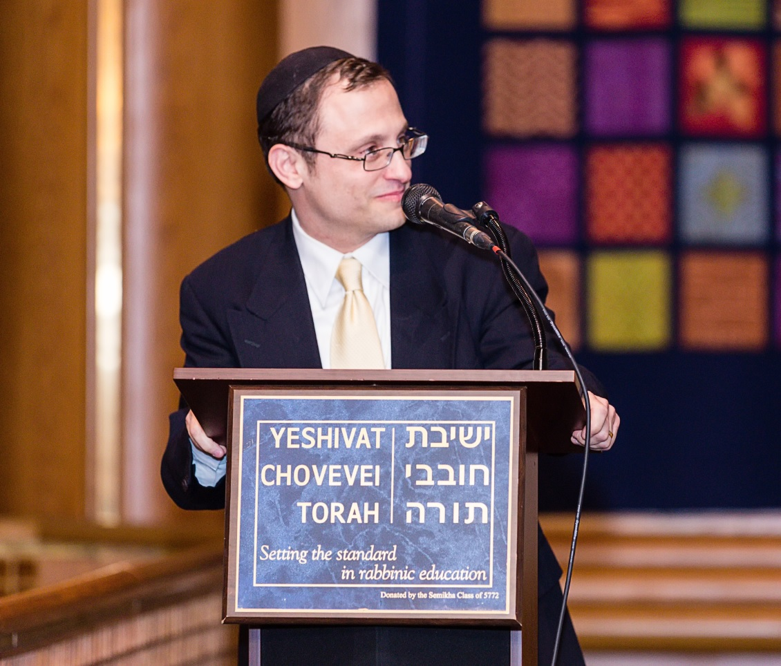 Yeshivat Chovevei Torah Announces Rosh HaYeshivah Assuming School's Leadership and Names New Executive Director