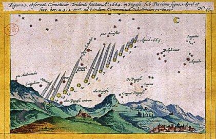 1664 comet