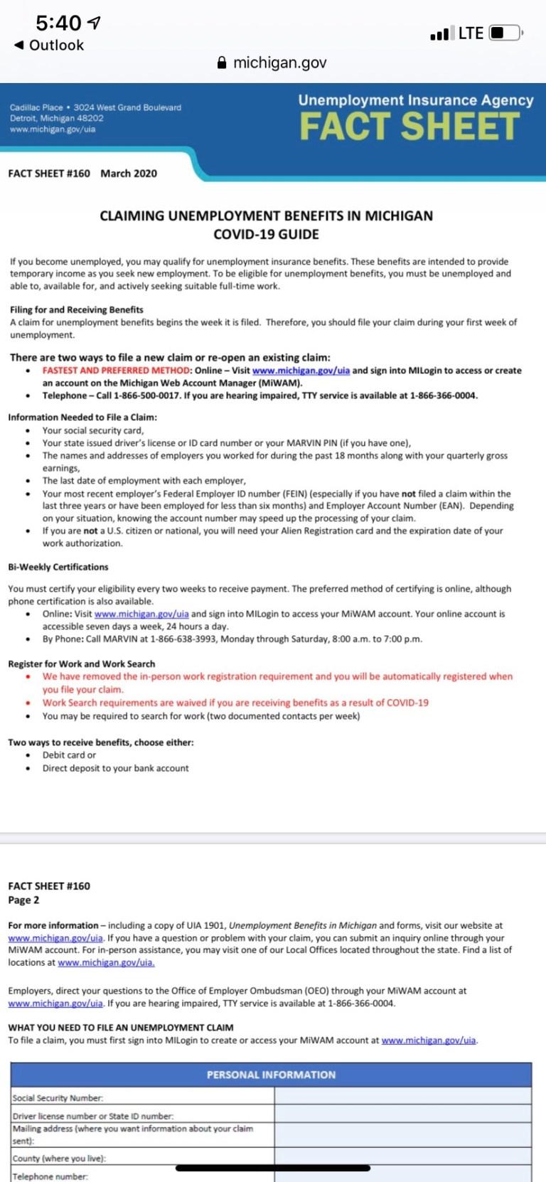 httpswww.michigan.govdocumentsuia160_-_Claiming_UI_Benefit_In_Michigan_-_Jan2014_444213_7.pdf