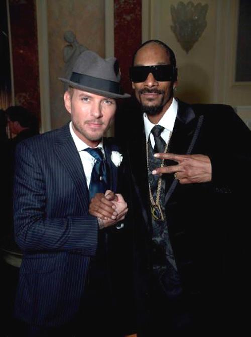 Matt and Snoop Dogg