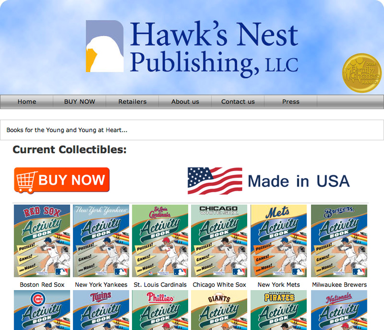 Hawk's Nest Publishing