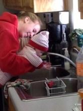 Kitchen Sink Time!