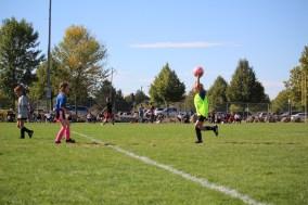 Helen's soccer, Ali's pics, boys visit 140