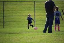 Helen's soccer, Ali's pics, boys visit 156