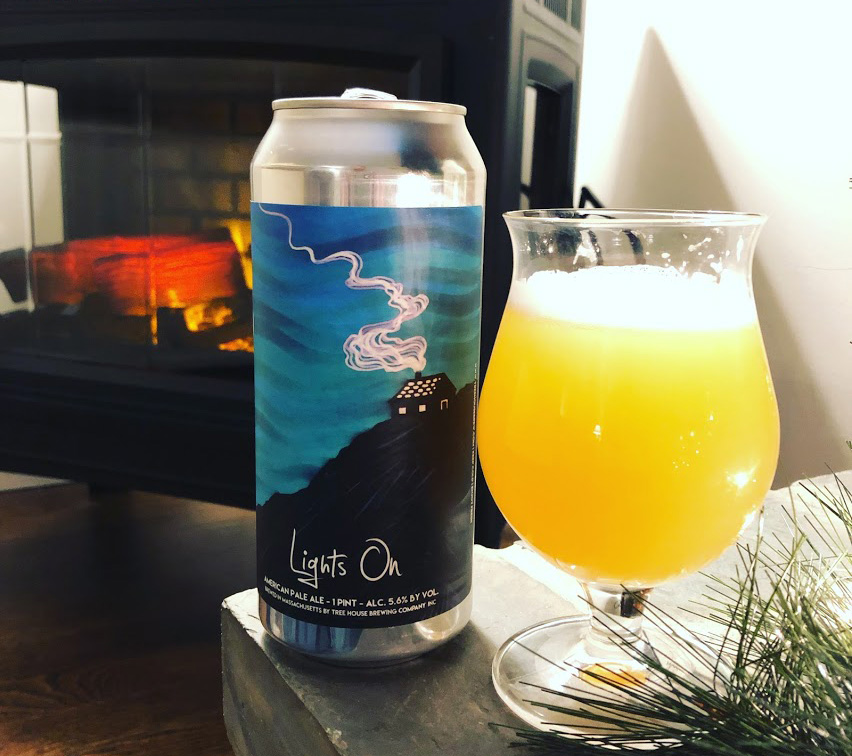 Lights On Tree House Brewing Co