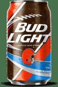 Bud Light loves the Browns!