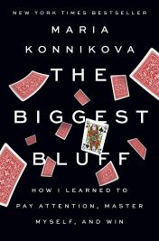 The Biggest Bluff book cover