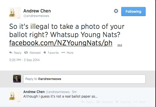 Andrew_Chen_on_Twitter__So_it_s_illegal_to_take_a_photo_of_your_ballot_right__Whatsup_Young_Nats__https___t_co_klda7lrCEG