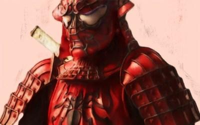 Spider-Man Samurai