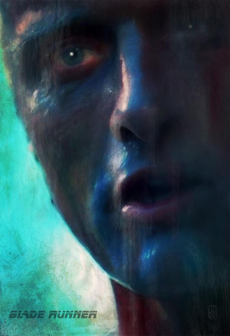 Alternate Blade Runner movie poster