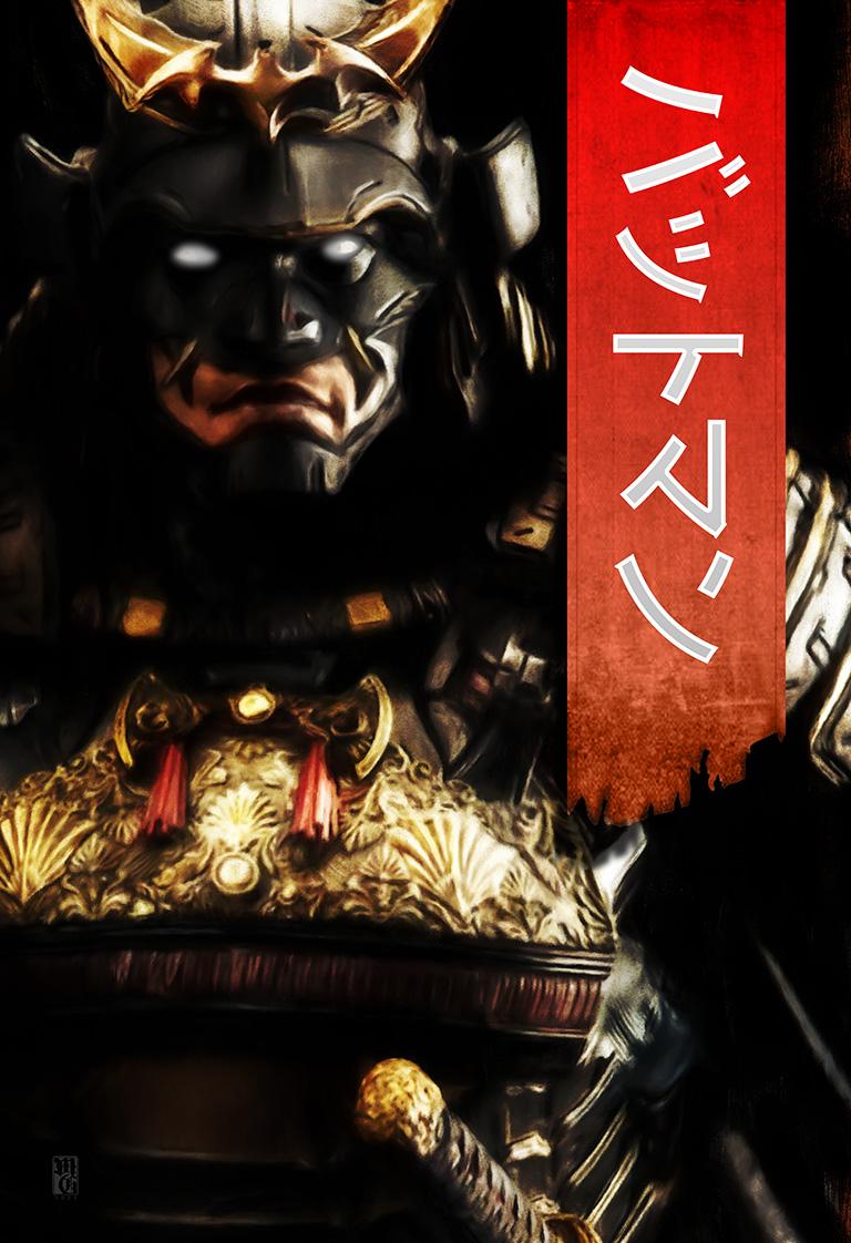 Batman, Shogun of Gotham poster