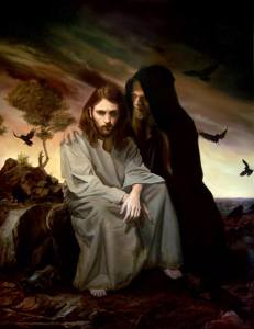 Homily: 1st Sunday of Lent, Year C