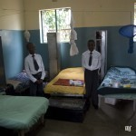 Canisius Dormitories during Inspection