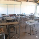 One of their better equipped classrooms