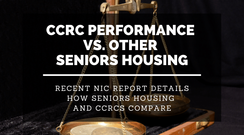 CCRC vs Non-CCRC Performance 2019