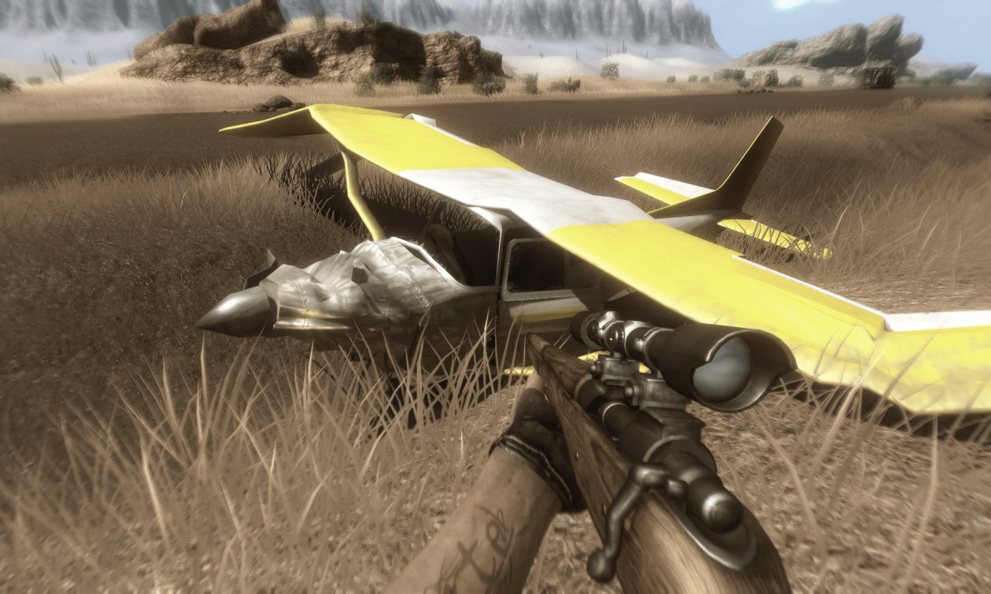 Far Cry 2 For Pc Is Indeed A Broken Game Matthew Davidson