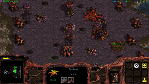 StarCraft: Remastered' Journal #10: 'Fury Of The Swarm
