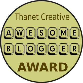 Thanet Creative: awesome blogger award