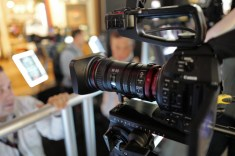 Another quick view of Canon's new 18-80mm Compact-Servo.