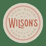 Wilsons Eatery logo