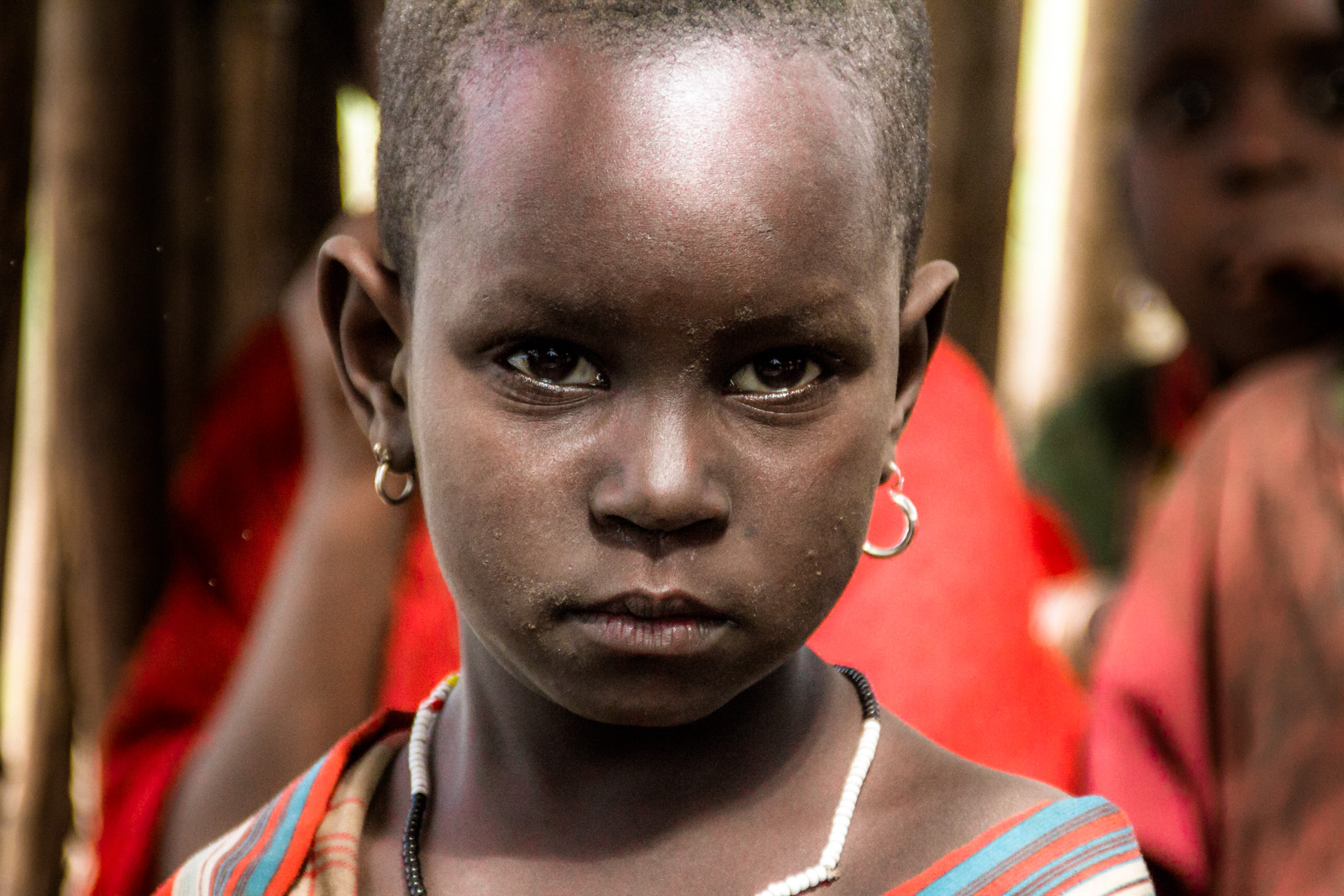 Maasai-children-portraits