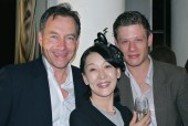 Dominic Mafham, James Norton, Flora Suk-Hwa Yoon