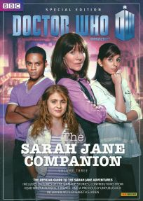 Blogged elsewhere: Doctor Who Magazine's Sarah Jane special