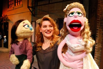 Review: Avenue Q, Upstairs at the Gatehouse