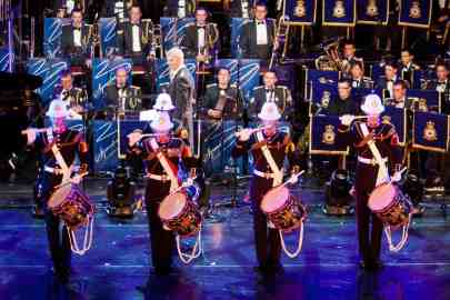 Reviewed: West End Heroes, Dominion Theatre