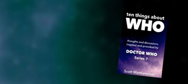Ten Things About Who: the book