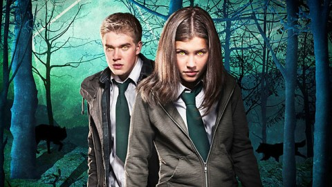 Wolfblood leaps the channel divide