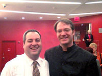 With Composer Justin Rubin Merkin Concert Hall, NYC
