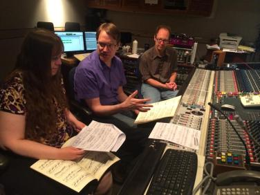 MPR Studios with Vanessa Cornett and Craig Thorson