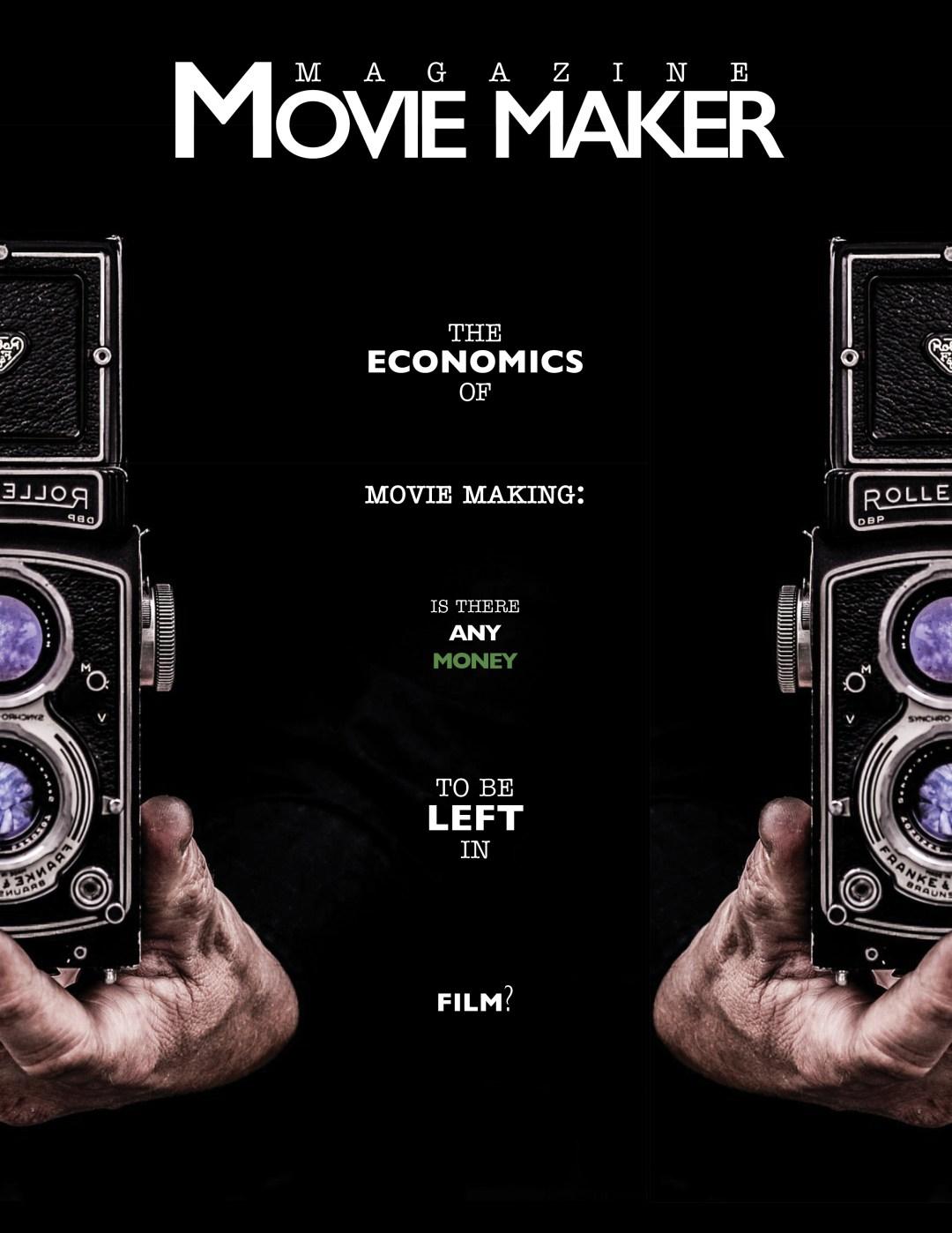 Movie Maker Magazine – Redesign