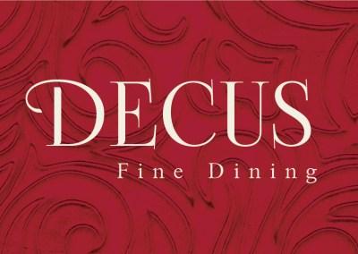 Decus Fine Dining