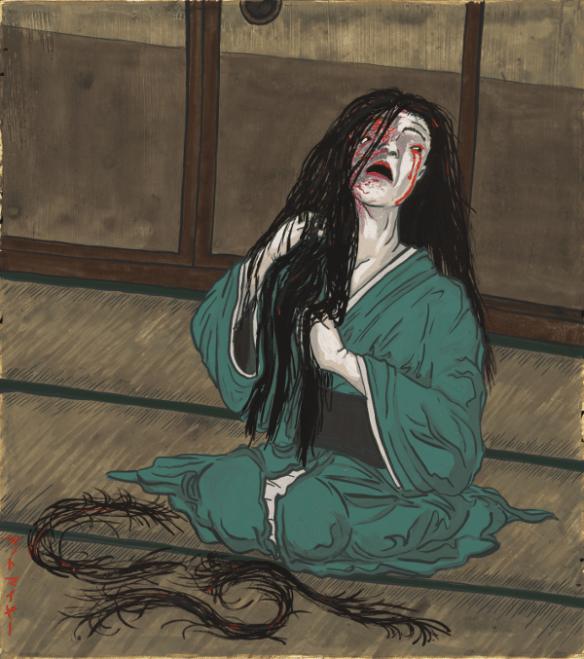 Oiwa (The Ghost Story of Yotsuya)