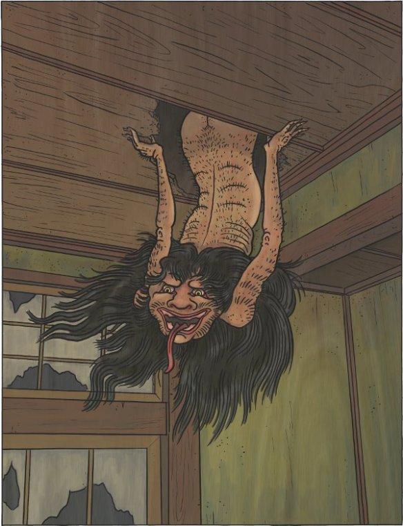 Tenjoukudari