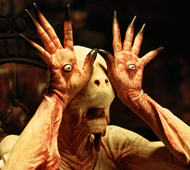 Pan's Labyrinth's Pale Man: A Te-no-me?
