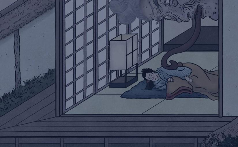 A-Yokai-A-Day: Ino Mononoke Roku, Day 14