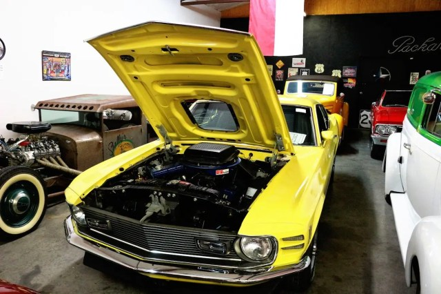 1970 Ford Mustang Mach I. Easily my favorite Mustang ever.