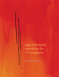 Yoga Philosophy Instruction for YTT Programs
