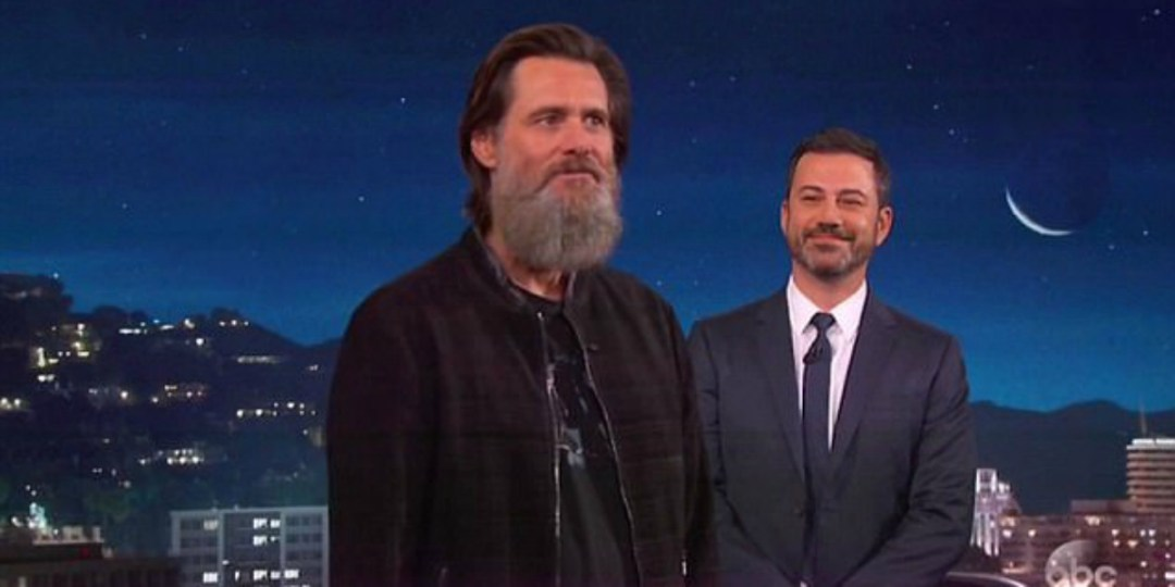 """You Don't Know Whether Jim Carrey is """"Awake"""""""