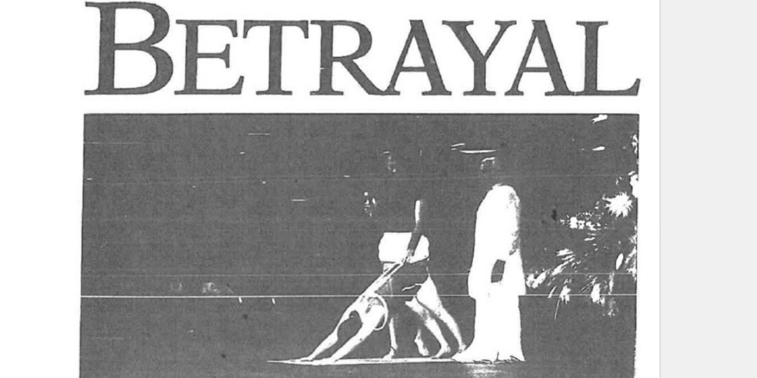 """""""Betrayal of Trust"""": 1991 Mercury News Investigation of Sexual Assault Allegations Against Manouso Manos -- by Bob Frost"""