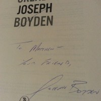 Joseph Boyden on his Identity and Origins