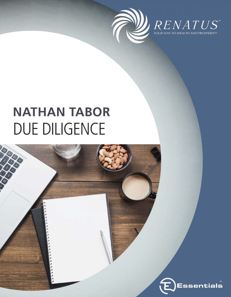 Due Diligence cover