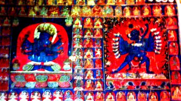 DEMONS AND DEITIES | Supernatural entities battling over good and evil at Amchi Monastery | Ladakh